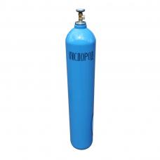 Баллон кислородный 40л новый пустой 14,7МПа(150кгс/см2) 219х1400мм 65кг