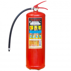 Огнетушитель ОП-8(з,г) порошковый V-10,8л заряд-8,0кг б/крон. выброс-4,5м 15с 11,3кг