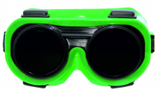 Очки защитные газосварщ. вспомогательные закрытые ЗН62-Г1(5)