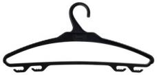 Вешалка плечики для одежды пластиковые  (р.50-52)
