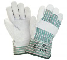 Перчатки комбинированные (0112) манжет-крага