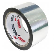 Лента металлизированная клейкая 50мм х 50м полипропилен t80°С