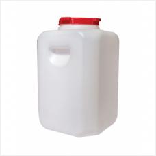 Канистра-бочка пластиковая 90л прямая 1/2 с горлом ф215мм (М412)