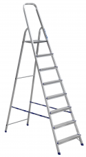 Лестница-стремянка алюм. (А/М7008)