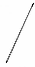 Череноккомбинированый металлический усилененный  с резьбой 120см для щетки-швабры,метлы (SV3068)