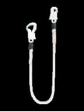 Строп пояса канат ПА (В) с 2 карабинами КР-03,КР-04 L1,2м (Потенциал)