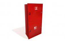 Шкаф пожарный металл. встроенный 2отд. закрытый ШПК-320ВЗК 540х1300х230мм красн.