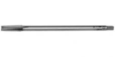 Метчик машинно-ручной для метрической резьбы гаечный сталь Р6М5, ГОСТ 1604-71