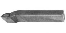Резец проходной упорный отогнутый ВК8 тип 2 ГОСТ 18879-73 (Канаш)