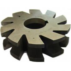 Фреза полукруглая радиусная вогнутая Р6М5 ГОСТ 9305-69