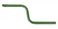 Рукоятка вала чистки канализации ВГ 2болта (