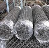 Предлагаем приобрести металлическую сетку «Рабица»