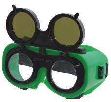 Очки защитные газосварщ. вспомогате закрытые ЗНД2-Г1(5)