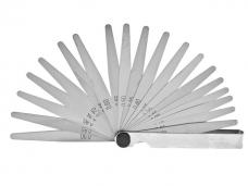 Набор щупов №1 (0,02-0,10 через 0,01мм) класс точности 2 9пластин L-70х10мм