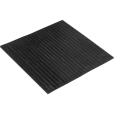 Коврик диэлектрический резиновый 50х50см 6,0мм ГОСТ 4997-75