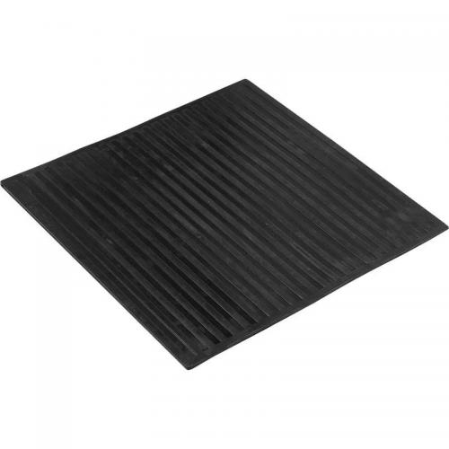 Коврик диэлектрический резиновый 50х50х6см ГОСТ 4997-75