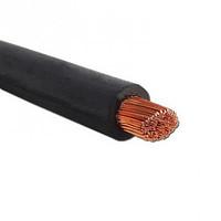 Кабель силовой гибкий КГ 1х35 сварочный (катушка) 660В медный (мпж) резиновой шланг