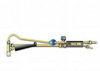 Резак керосино-кислородный РК-100 Вогник-170 100мм ф6/9мм 570мм 1,15кг