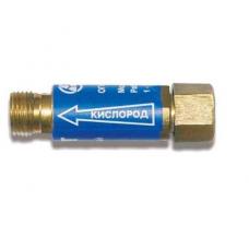 Клапан обратный резак/горелка кислород КОК М16х1,5 ВР-НР 10кгс/см2 40м3/ч Донмет