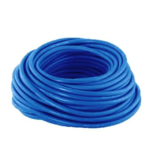Рукав кислородный ф9х16мм в/к синий 20/60атм (бухта 50м) Китай