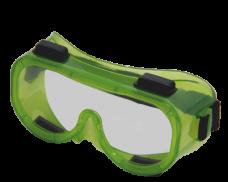 Очки защитные слесарные закрытые ЗН4 (PC)