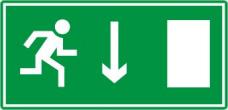 Знак эвакуационный