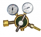 Редуктор водородный БВО-80-4 БАМЗ 80м3/ч 20-1,25МПа 170х170х155мм 1,7кг (Барнаул)