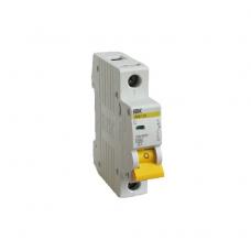 Выключатель автоматический IEK ВА47-29 1Р C25А 4,5кА 230/400В (MVA20-1-025-C)