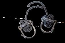 Когти монтерские КМ-2 с кожаными ремнями раствор когтя-220х315мм (д/деревянных опор)