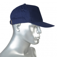 Кепи Бейсболка тк.Грета т-синяя