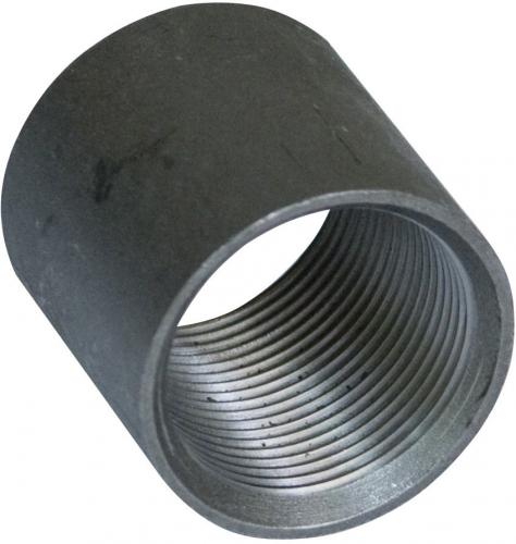 Муфта резьбовая стальная Ду50 2