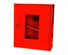 Шкаф пожарный металл. навесной открытый ШПК-310НОК 540х650х220мм для ф51/66мм красн.