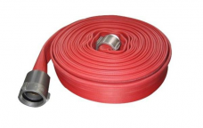 Рукав пожарный ф51мм РПК-Н(В)-50-1,0 1,0МПа белый с головками ГР-50 (скатка 20м)