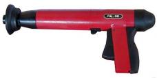 Пистолет монтажный поршневой JD603A ПЦ-08 однозарядный ф6,8х18мм ф4,5х80 L382мм 4кг