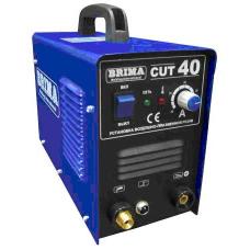 Инвертор воздушно-плазменной резки Brima CUT40 220В до12мм 10-40А 6кВА ПН-60% 11кг