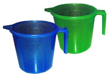 Кружка мерная пластиковая  1,0л 120х120мм