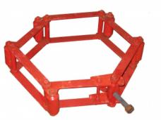 Центратор звеньевой наружний ЦЗН ф159 (ЦЗН 151 ф159-168мм)