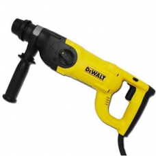 Перфоратор DeWalt D25203K SDS-Plus 710/410Вт 0-1100/4200/мин 0-3,1Дж реверс 2,75кг