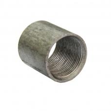 Муфта стальная без покрытия Ду15  ГОСТ 8954-76