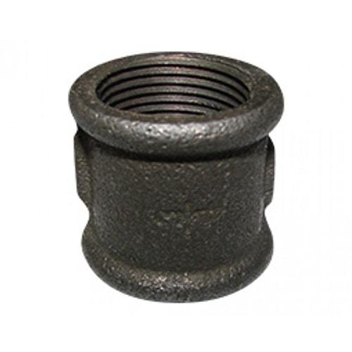 Муфта чугуная (черная)  Ду40  ГОСТ 8954-75 (К*)