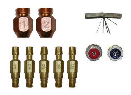 Мундштук газосмесительный пропан щелевой к резаку CDL Р1-П01 №4П 50-100мм (G03-80-4)