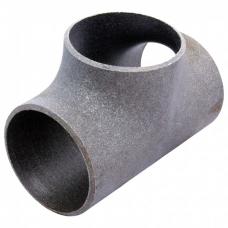 Тройник стальной Дн89х4,0 безшовный (вода,пар) 1,54кг  ГОСТ 17376-2002