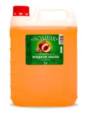 Мыло жидкое Зодиак 5л в ассортименте (канистра 1/1) АМС Медиа