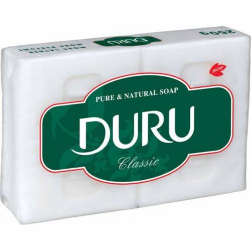 Мыло хозяйственное Duru Classic 2х125г комплект (упак. 42компл)