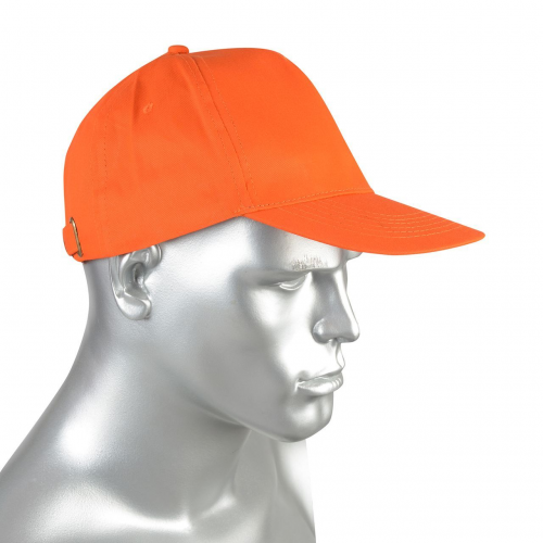 Кепи Бейсболка тк.Грета оранжевая