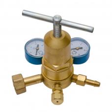 Редуктор кислородный высокого давления РК-70 100м3/ч 20-7МПа G3/4 М16 165х170мм2,2кг