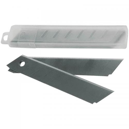 Лезвия сегментированные для ножа 9х100х0,5мм 10шт для универсального