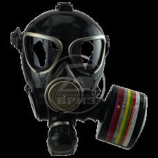 Противогаз фильтрующий гражданский ГП-7б маска МГП переговорное устр-во 850г (БРИЗ)