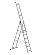 Лестница универсал. алюм. (5309)