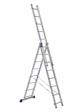 Лестница универсал. алюм. (5312)